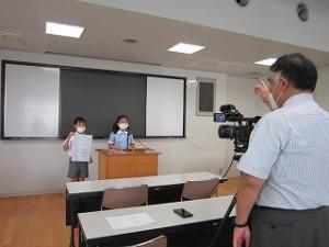 東星学園 校長・大矢正則 児童会役員選挙(2)