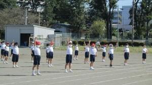 清瀬 私立 小学校 東星学園小学校 大矢正則校長 もうすぐ体育祭(2)