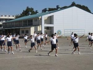 カトリック ミッション 男女 東星学園小学校 大矢正則校長 もうすぐ体育祭(3)