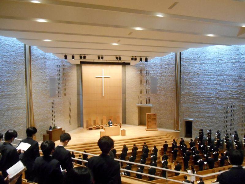 20210414・01中学イースター礼拝