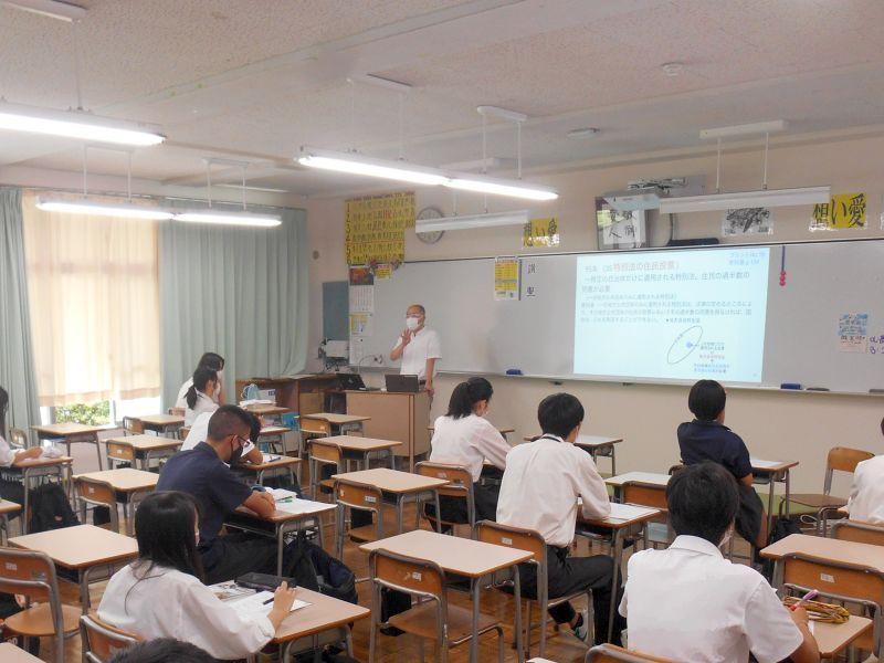 20210916・34高校ハイブリット゛授業高2Aa