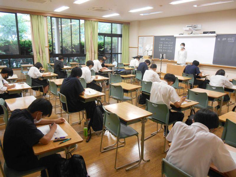 20210914・01学年別登校日中3