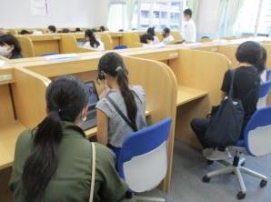 中学説明会 (グローバル教育について)